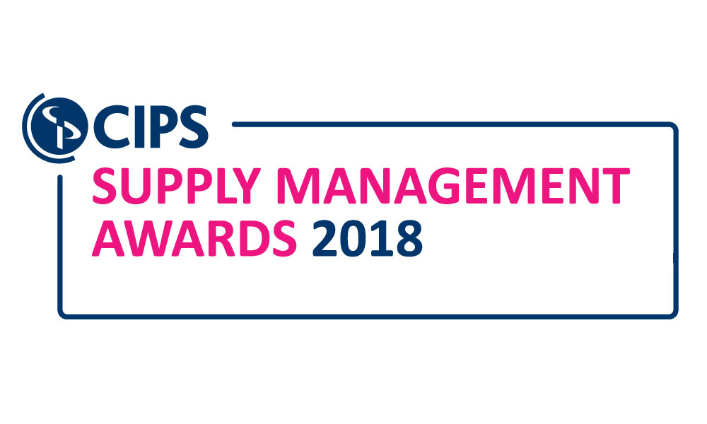 logo cips supply management awards 2018 winner