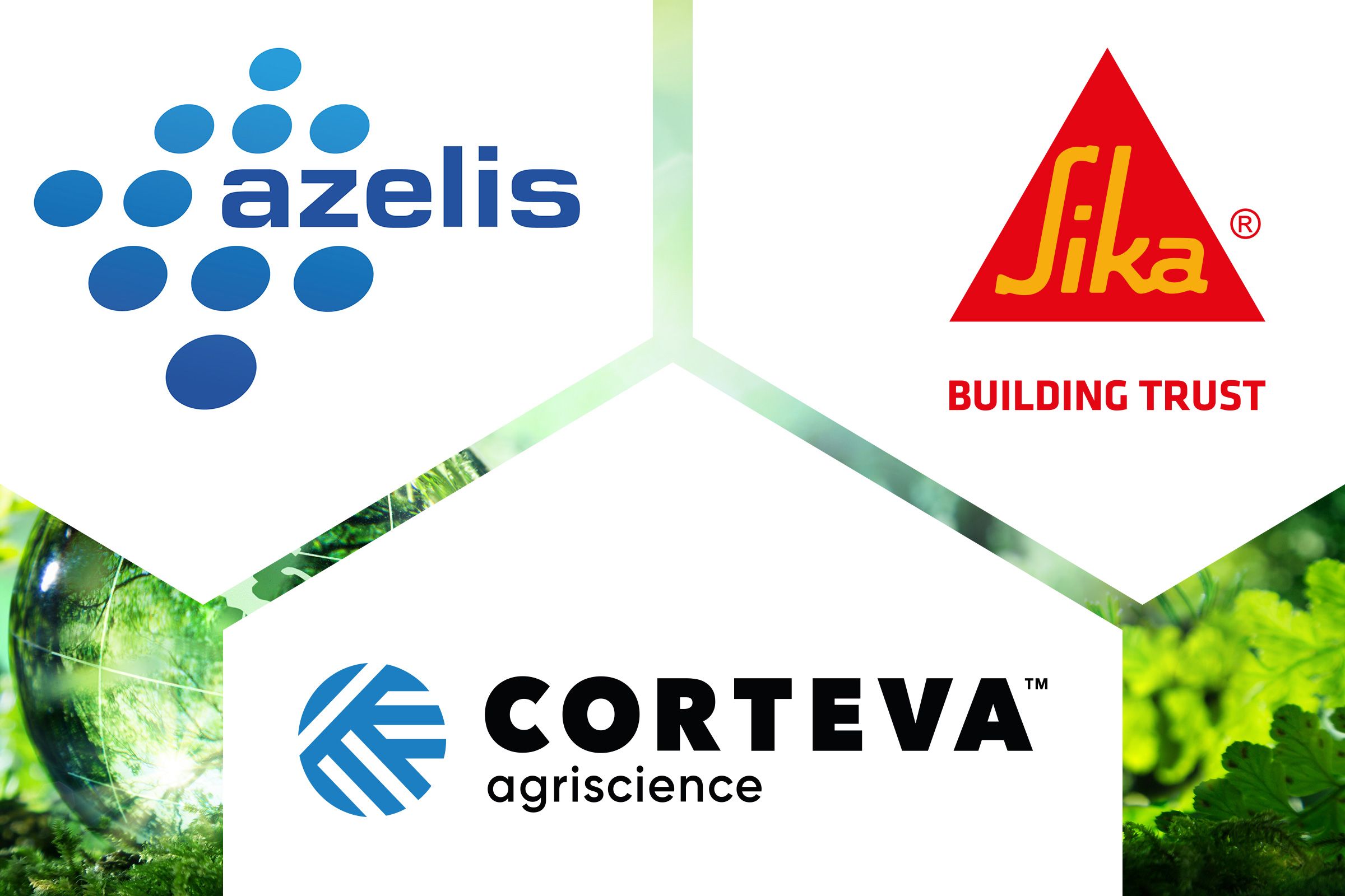 Azelis AG, Corteva Agriscience And SIKA AG Join The TfS Initiative