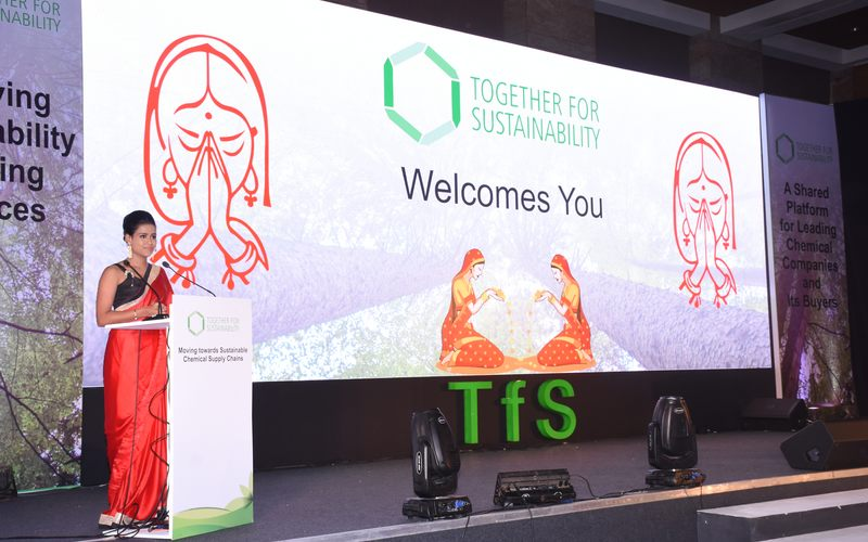 tfs event in india welcomes all participants
