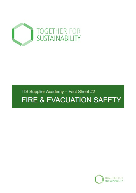 Tfs Fact Sheet No 2 Fire And Evacuation Safety
