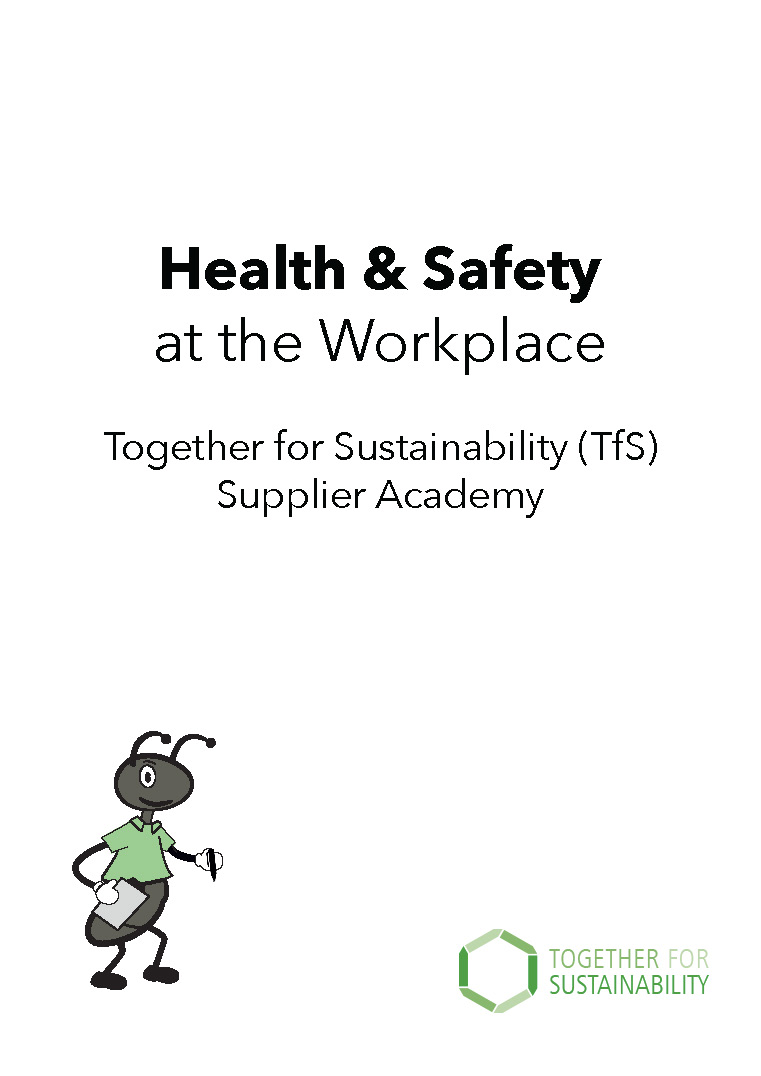 Tfs Health And Safety Brochure Of Supplier Academy