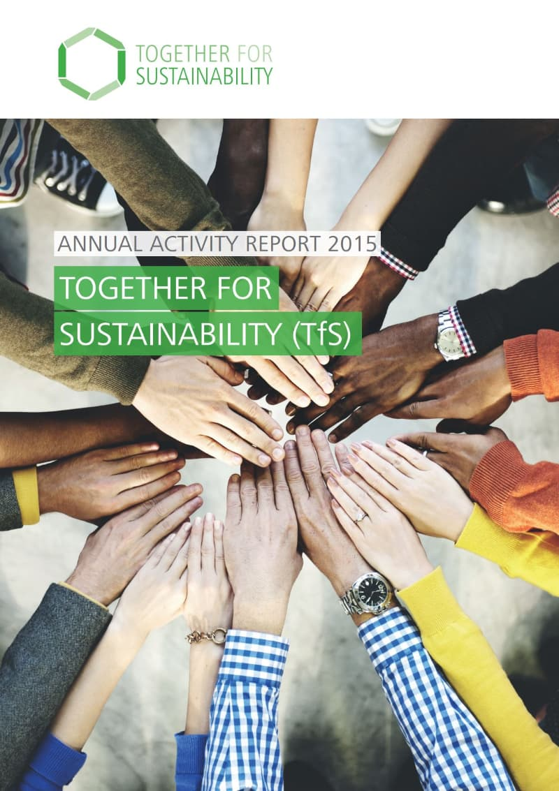 tfs annual acivity report cover 2015