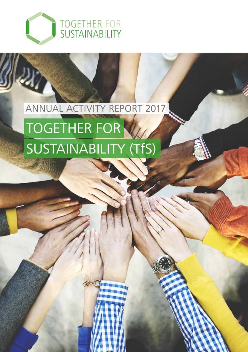 tfs cover of annual report 2017
