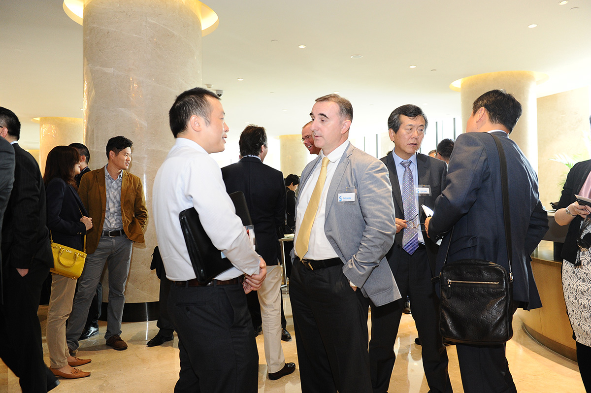 Tfs Meeting Offers Possibilty To Do Networking